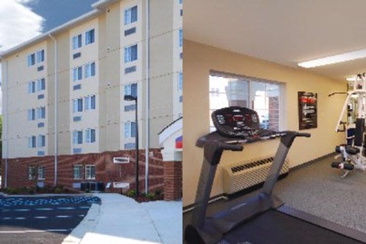 Candlewood Suites Richmond North Glen Allen photo collage