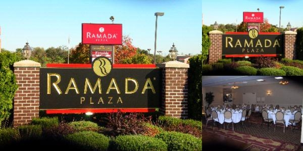 Ramada Plaza Hotel Hagerstown photo collage