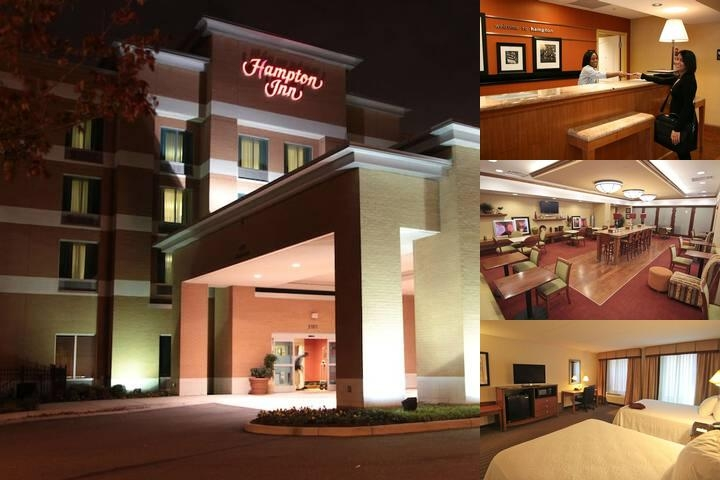 Hampton Inn Hampton Newport News photo collage