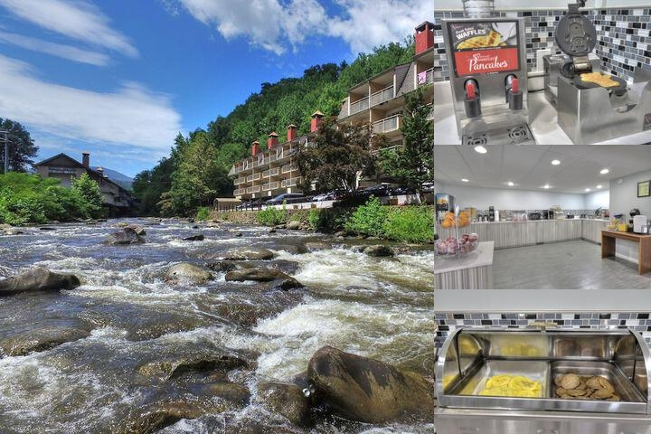 Days Inn Gatlinburg on the River photo collage