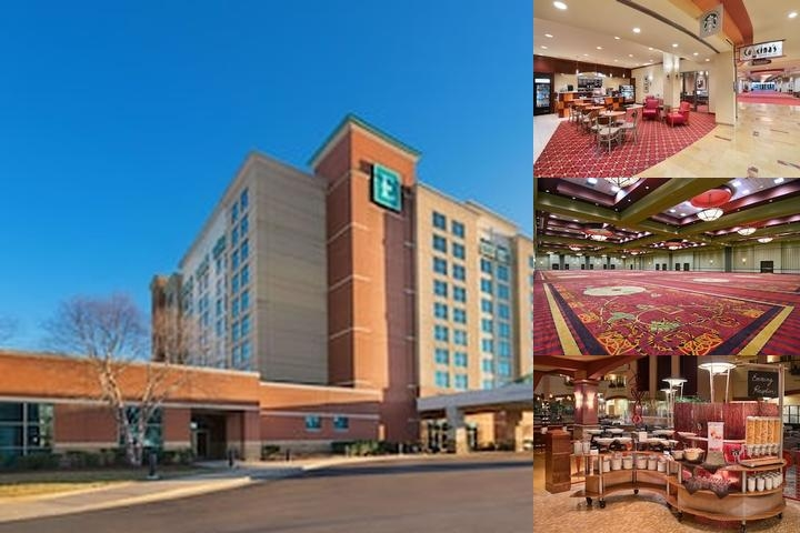 Embassy Suites Murfreesboro photo collage
