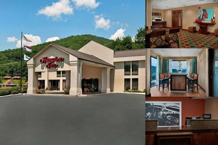 Hampton Inn Cherokee photo collage