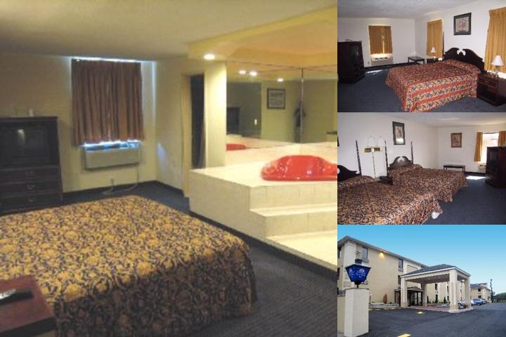 Americas Best Value Inn Newark Airport photo collage