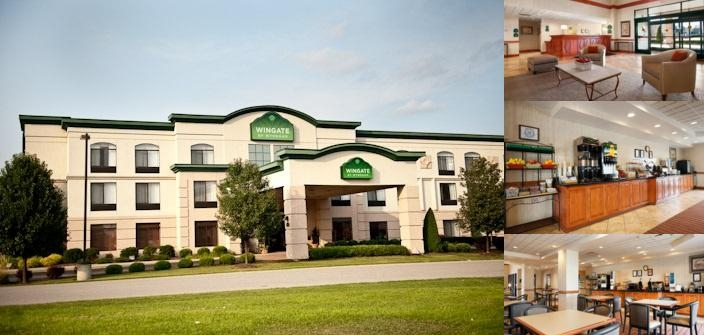 Wingate by Wyndham Hotel photo collage