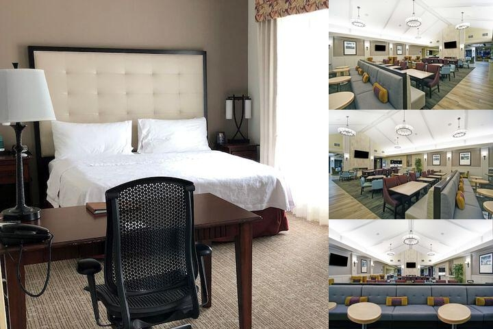 Homewood Suites Denver International Airport photo collage