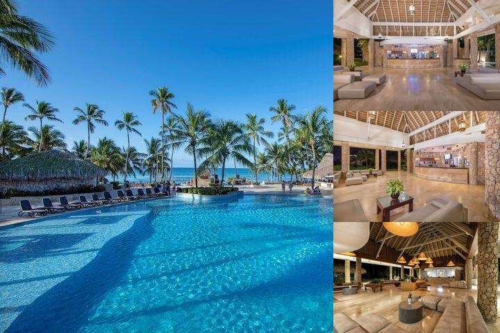 Viva Wyndham Dominicus Palace Resort All Inclusive photo collage