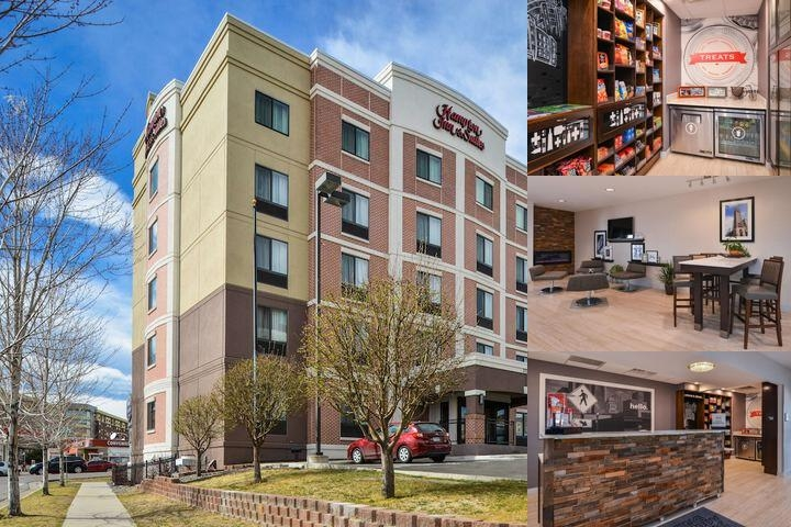 Hampton Inn & Suites Denver Speer Boulevard photo collage