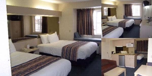 Microtelinn & Suites photo collage