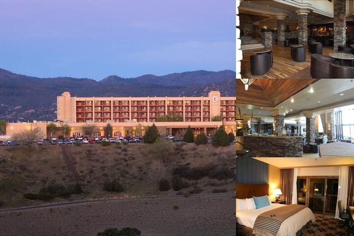 Prescott Resort photo collage