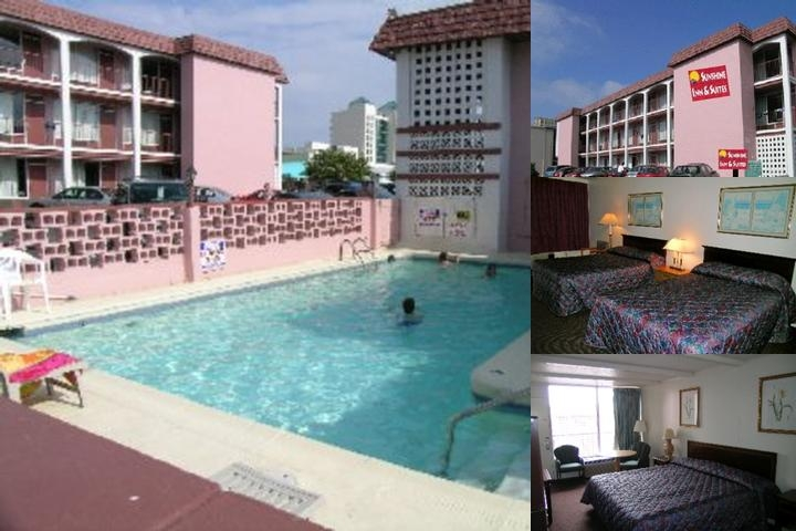 Sunshine Inn & Suites photo collage