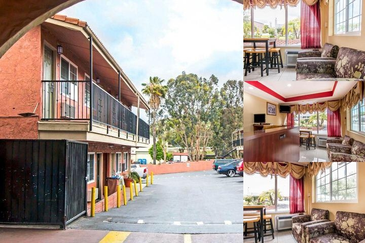 Rodeway Inn Lemon Grove San Diego East photo collage