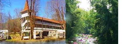 Riverbend Motel & Cabins photo collage