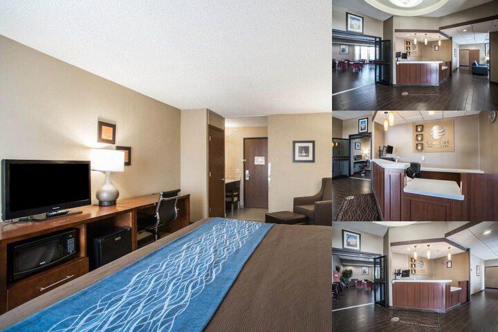 Comfort Inn Suites St Louis Mo 7133 Douglas Palmer Place 63042