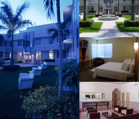 Sbh South Beach Hotel photo collage