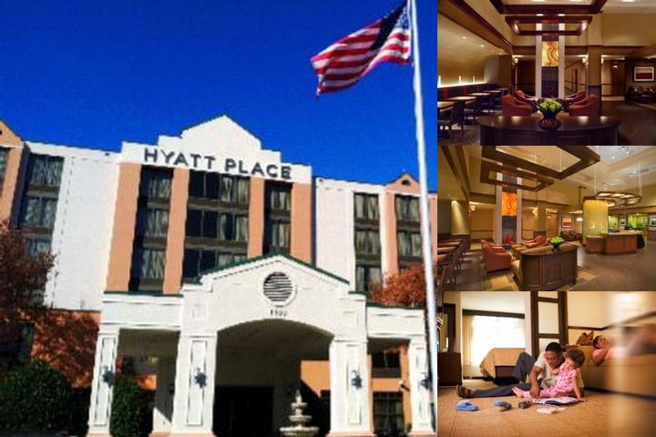 Hyatt Place North Raleigh Midtown photo collage