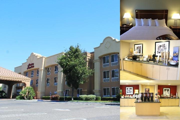 Hampton Inn & Suites Modesto / Salida photo collage