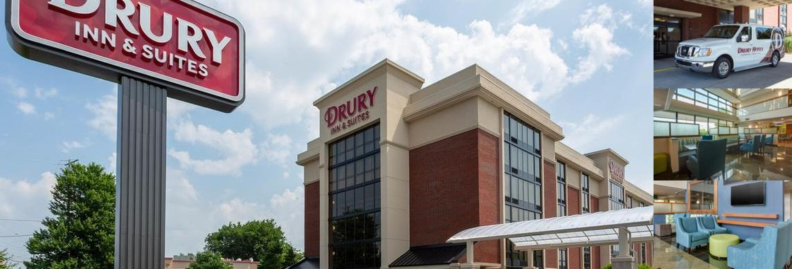 Drury Inn & Suites Nashville Airport photo collage