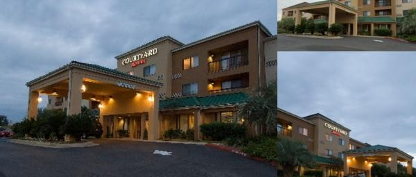 Courtyard by Marriott Beaumont photo collage