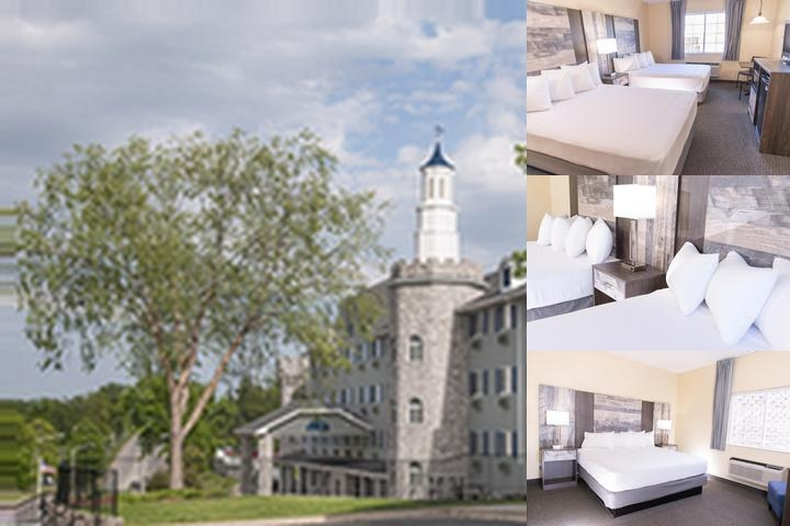 The Stone Castle Hotel photo collage