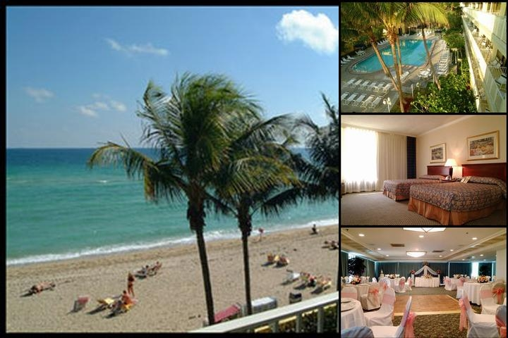 Holiday Inn Hollywood Beach Resort photo collage