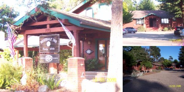 Rosedale Inn photo collage