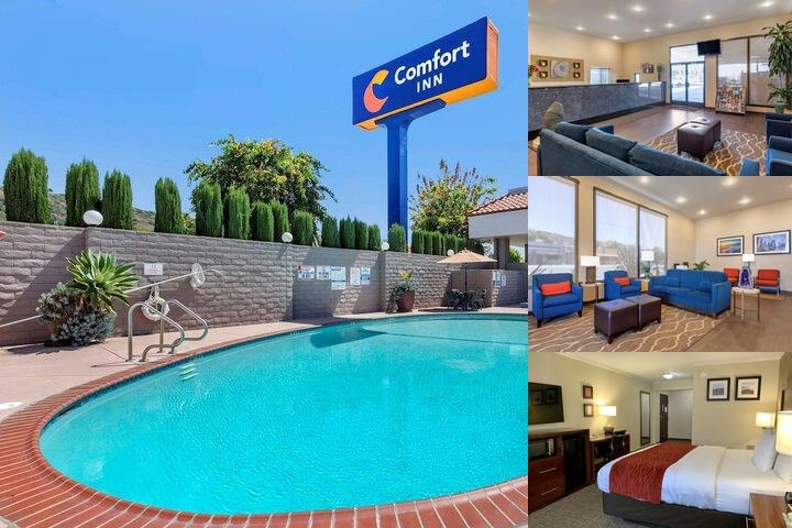 Comfort Inn Near Old Town Pasadena in Eagle Rock photo collage