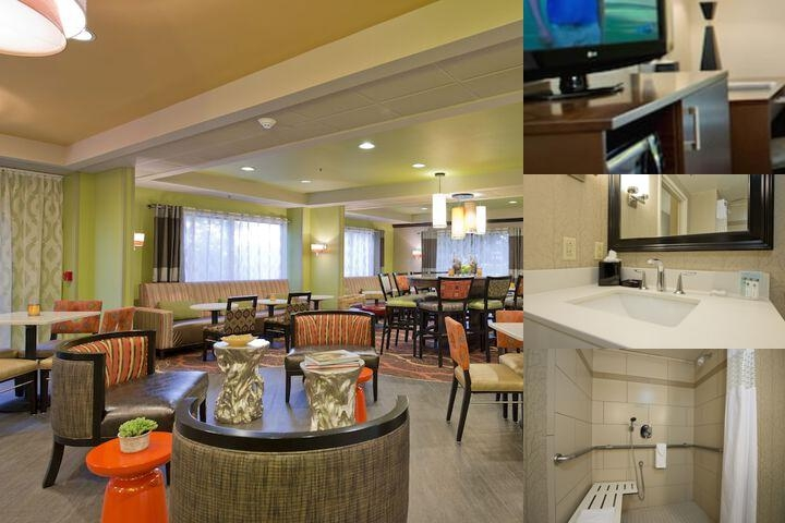 Hampton Inn Anderson photo collage