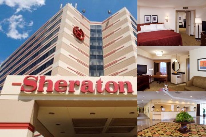 Sheraton Chicago O'hare Airport Hotel photo collage