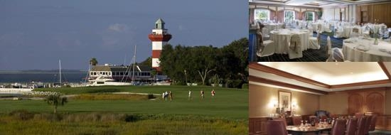 The Sea Pines Resort photo collage