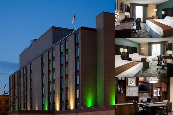 Holiday Inn Rock Island Quad Cities photo collage