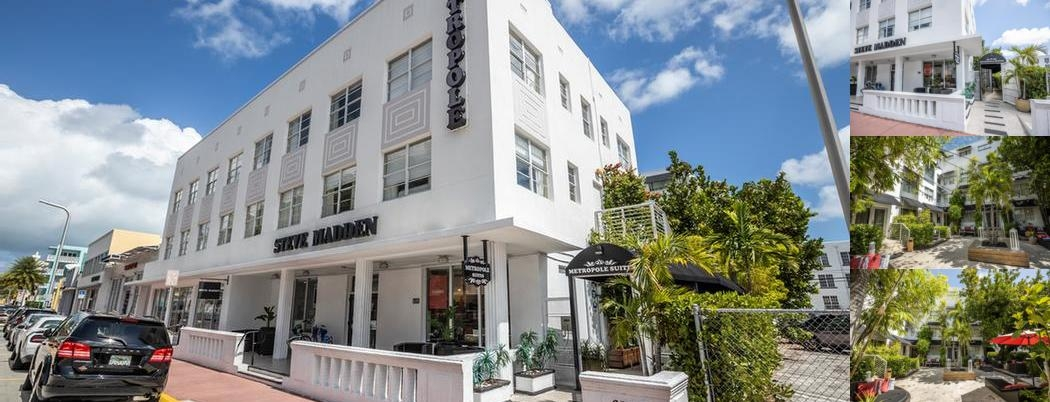 Metropole Suites South Beach