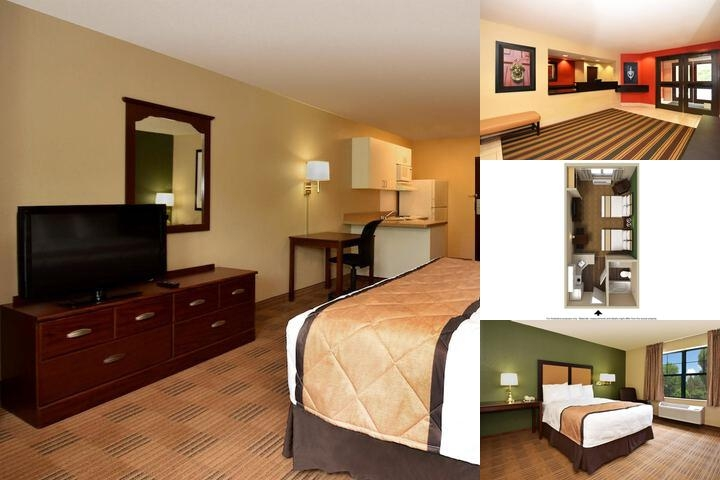 Extended Stay America Amarillo West photo collage