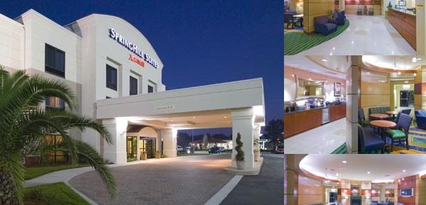 Springhill Suites by Marriott Savannah Airport photo collage