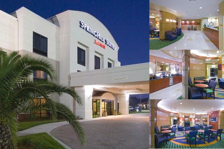 Springhill Suites by Marriott Savannah I 95 South photo collage