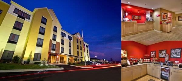 Towneplace Suites by Marriott Savannah Airport photo collage
