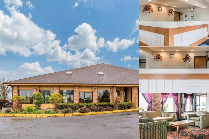 Rodeway Inn Coopersville photo collage