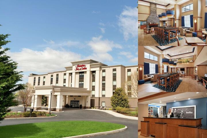 Hampton Inn & Suites Ephrata photo collage