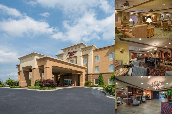 Hampton Inn Easley photo collage