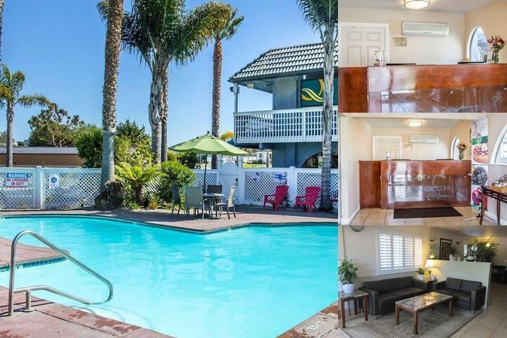 Quality Inn Pismo Beach photo collage