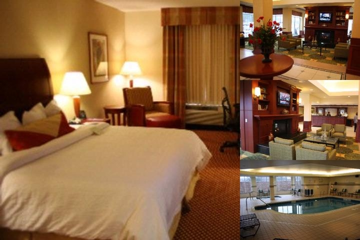 Hilton Garden Inn photo collage