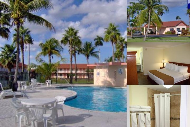 Fairway Inn Florida City / Homestead / Everglades photo collage