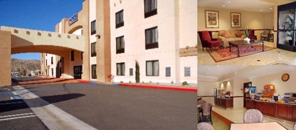 Best Western Yucca Valley Hotel & Suites photo collage