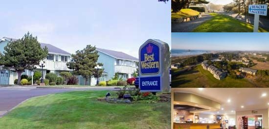 Best Western Inn at Face Rock photo collage