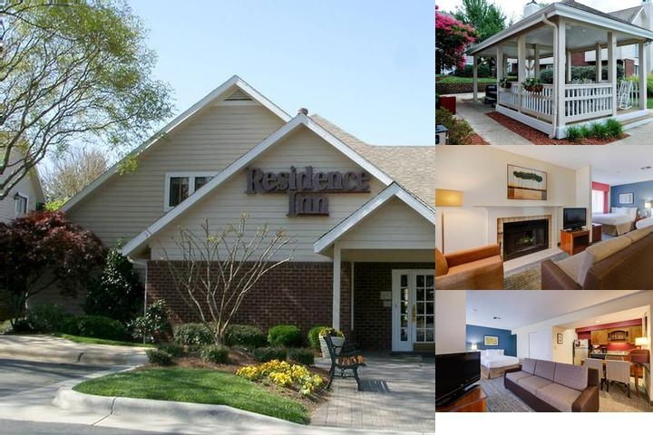 Residence Inn Raleigh North photo collage