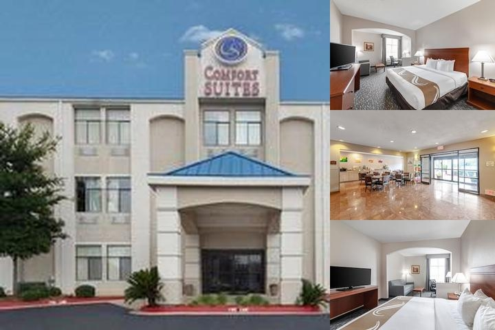 Quality Suites Austin South photo collage