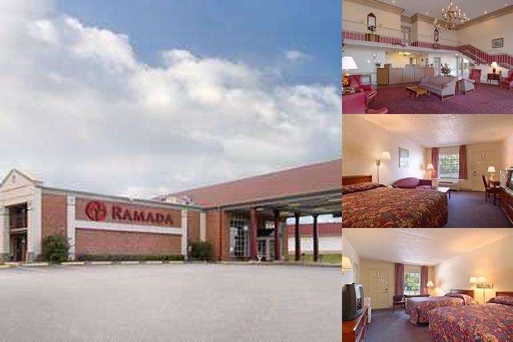 Ramada Spotsylvania photo collage