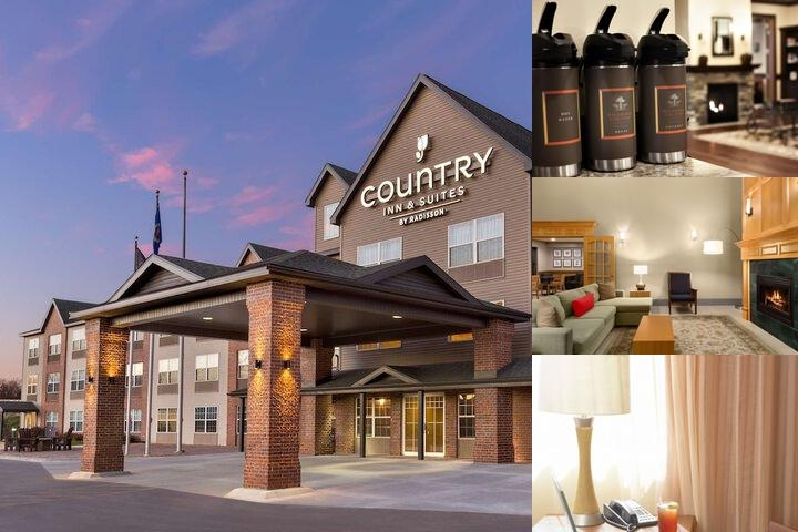 Country Inn & Suites South photo collage