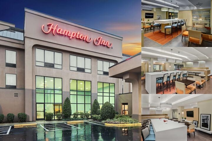 Hampton Inn Hull Street photo collage