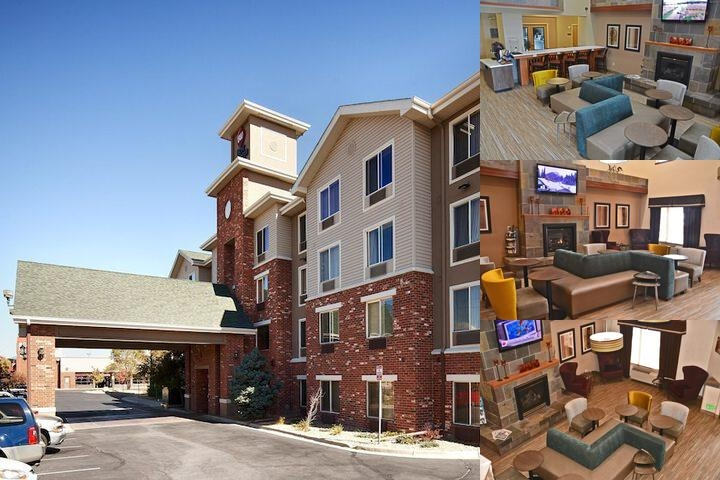 Best Western Plus Gateway Inn & Suites photo collage