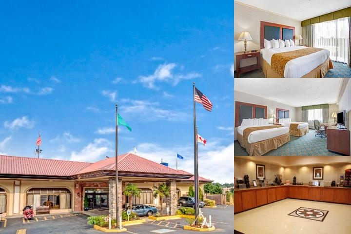 Baymont Inn & Suites Bremerton photo collage